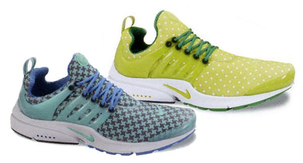 NIKE AIR PRESTO – SUMMER 2010 COLLECTION