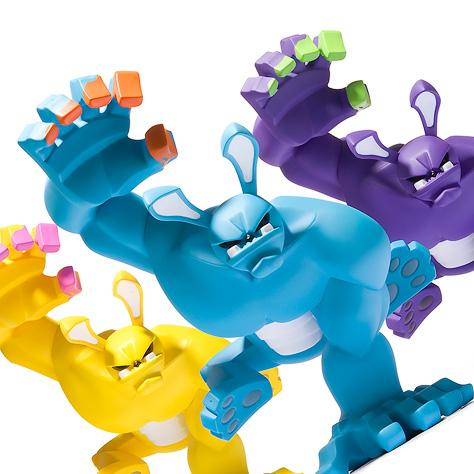 [TOP 2009] 3 - COARSETOYS PAW & JAWS