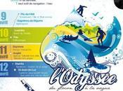 L'Odyssée Flocon Vague 2010 sportifs s'affrontent...pour célébrer nature