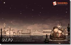 image thumb3 Fonds d'écrans calendrier de Février