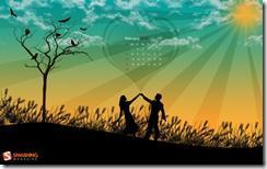 image thumb4 Fonds d'écrans calendrier de Février