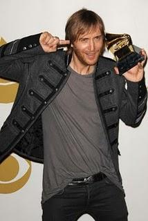 David Guetta au Grammy Awards
