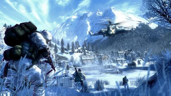 Battlefield : Bad Company 2 ... claque en perspective !
