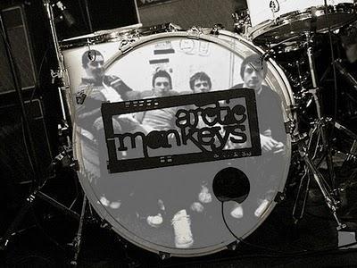 Arctic Monkeys - Concert à la Médoquine de Bordeaux le 30/01/10
