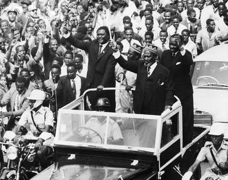 Les décolonisations africaines (1960-1990) en musique.