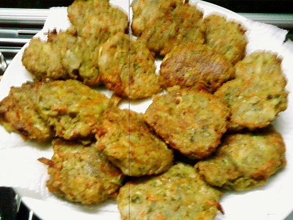 Très Croquettes de legumes pour accompagner un plat - Paperblog VZ32