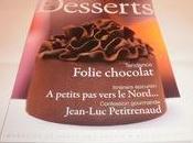 Desserts, magazine…