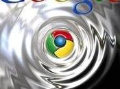 Google Chrome fauve lâché