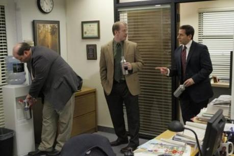 04/02   Ce jeudi soir à la Tv US : The Office, Mentalist, Grey's A...