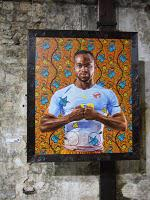 KEHINDE WILEY pour Puma