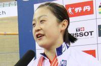 La Chinoise Shuang Guo remporte la Coupe du Monde de keirin