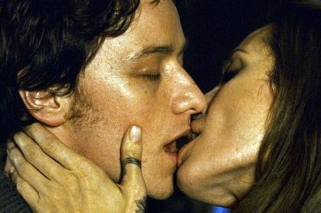 James McAvoy & Angelina Jolie