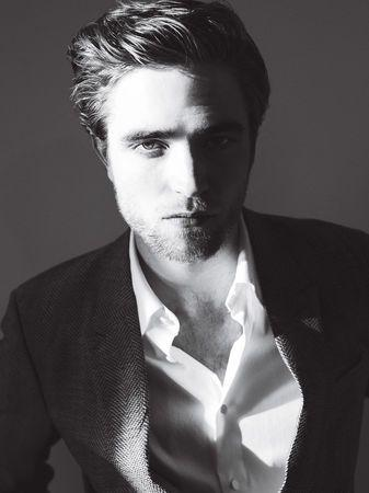 Robert Pattinson: Nouveau photoshoot pour Details