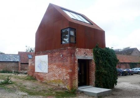 The Dovecot Studio par Haworth Tompkins