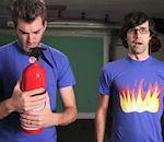 vidéo tshirt war