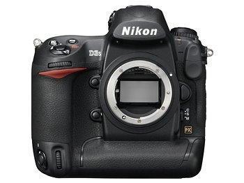 Nouveaux firmwares pour le Nikon D3s