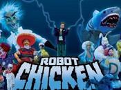 Robot Chicken nouvelle série d'animation inédite Canal Plus