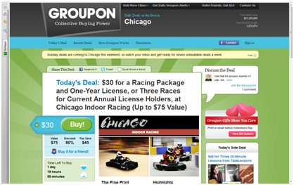 Groupon, Chegg : 2 concepts US à potentiels d'internationalisation, mais quand ?