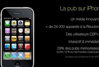 Cahripub iphone pub manager paperblog - Ne plus recevoir de coup de telephone publicitaire ...