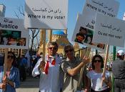 vote quand slogan iranien libanise