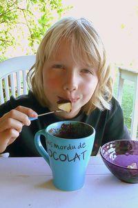 Concours miss chocolat