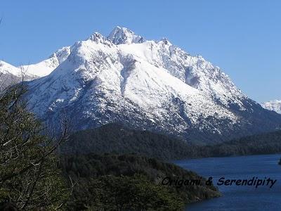 Souvenirs de neige à la Patagonie Argentine