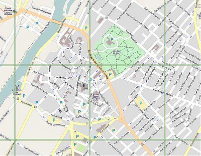 cr er un plan de ville avec openstreetmap 1 paperblog. Black Bedroom Furniture Sets. Home Design Ideas