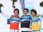 Vancouver 2010 Tony Ramoin médaillé