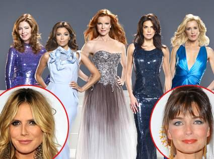 Heidi Klum dans Desperate Housewives !