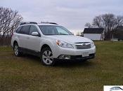 Essai routier complet: Subaru Outback 2010