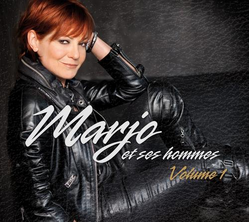 Marjo et ses un million d'albums!