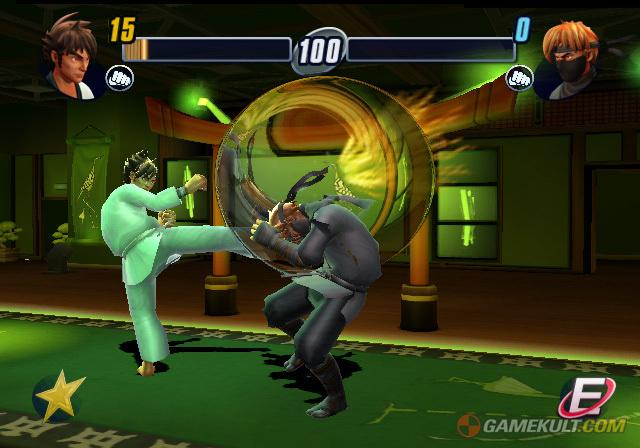 All Star Karate ... Premier trailer sur Wii