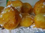 Beignets fruits