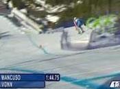 Pistes descentes olympiques