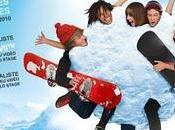 lance Battles Shaun White Snowboarding