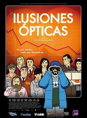 Ilusiones Ópticas - De Cristián Jiménez - Chili