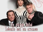 purge bébé Léonie avance théâtre Palais Royal} {cadeau inside