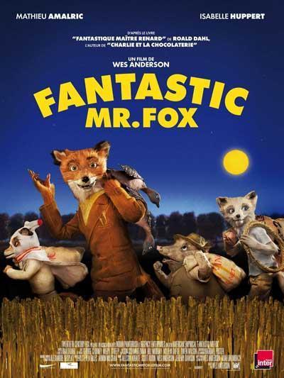 Actuellement : Fantastic Mr Fox