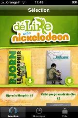 DéLIRE avec Nickelodeon