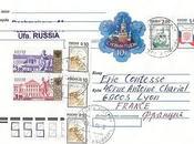 nouveaux courriers Russie