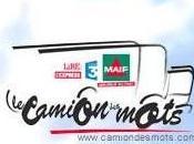 """""""Camion Mots"""" tournée Haute-Corse durant mois Mars."""