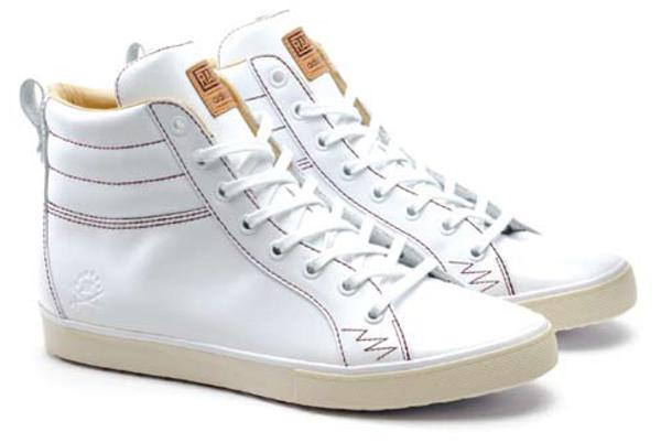 RANSOM FOOTWEAR BY ADIDAS ORIGINALS – S/S 2010 COLLECTION – PREMIUM GLOSS LEATHER VALLEY HIGH