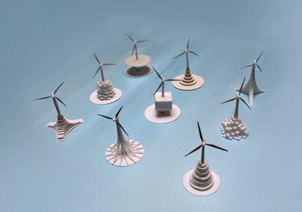 Turbine City - La ville éolienne offshore - 2