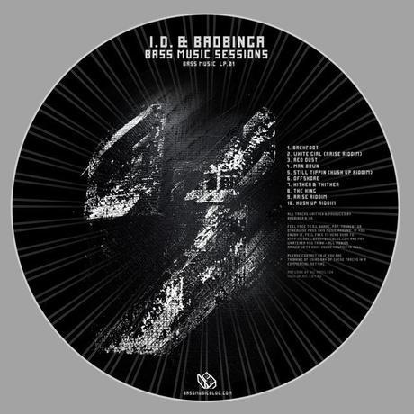 I.D. & Baobinga 'Bass Music Sessions' free album launch