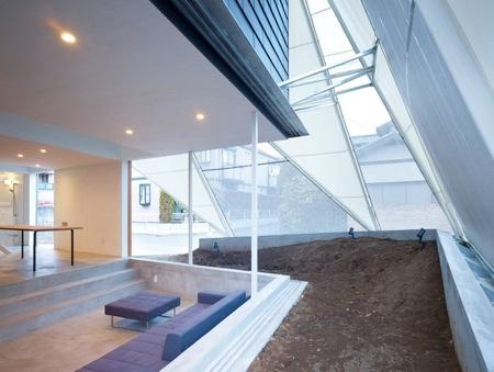 House in Kodaira de Suppose Design Office