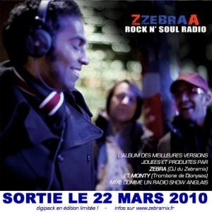 ZzebraA – Rock N' Soul Radio, l'album!