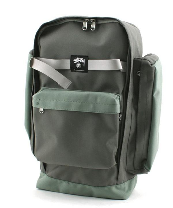 STUSSY – S/S 2010 – FRESH GEAR BACKPACK
