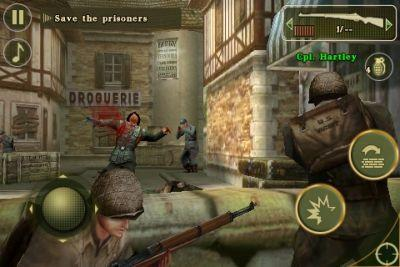Brothers in Arms 2 : Global Front