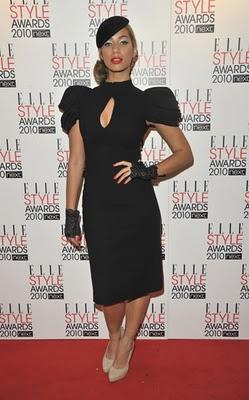 Nos p'tites anglaises @ Elle Style Awards, London (21.02)