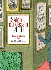 Salon du dessin 2010